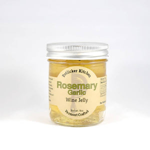 Rosemary Garlic Wine Jelly - Holiday Hostess