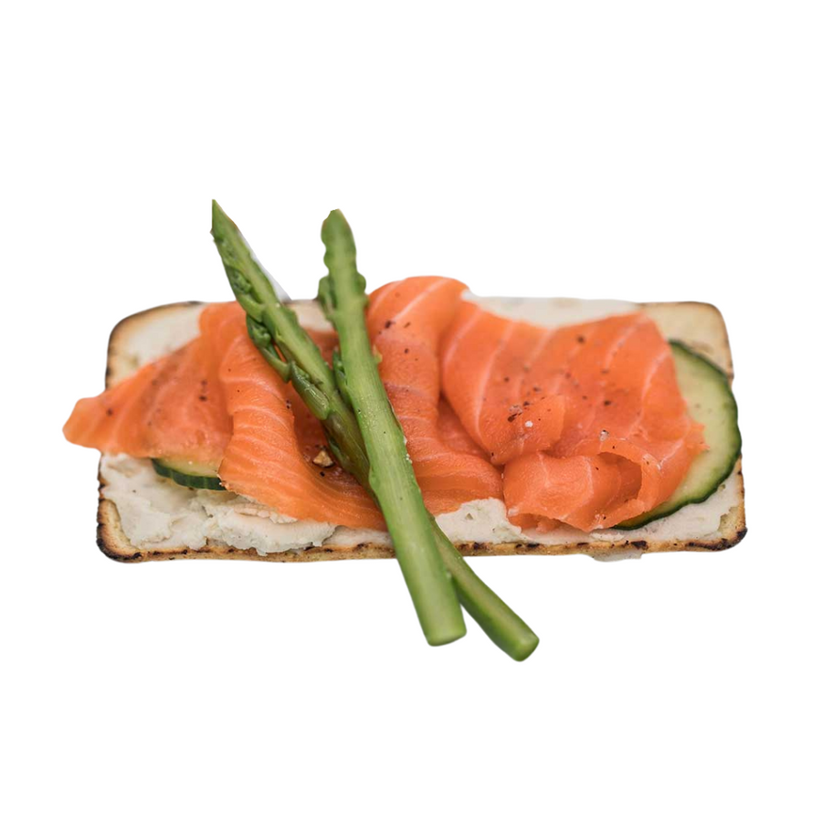New Zealand Smoked King Salmon