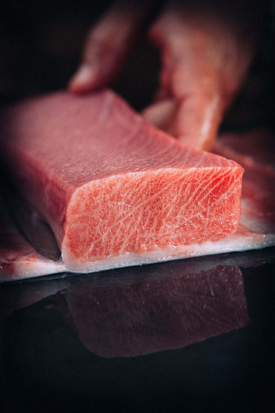 Fresh Bluefin Tuna Belly (Otoro)