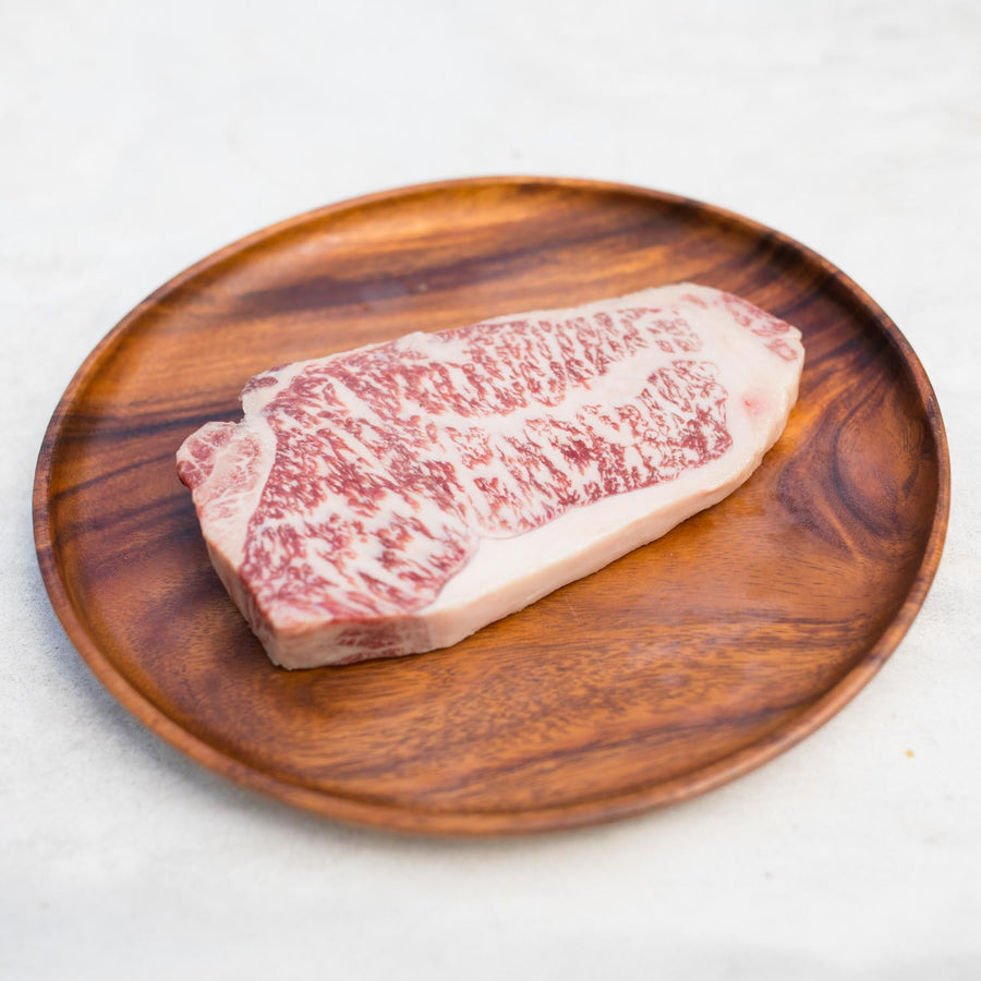 A5 Japanese Wagyu Beef NY Strip Steak