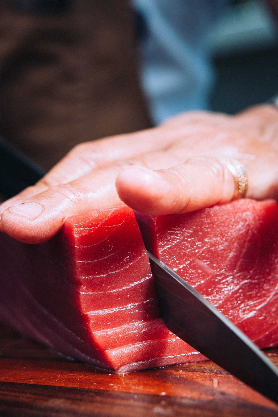 Wild-Caught Premium Tuna
