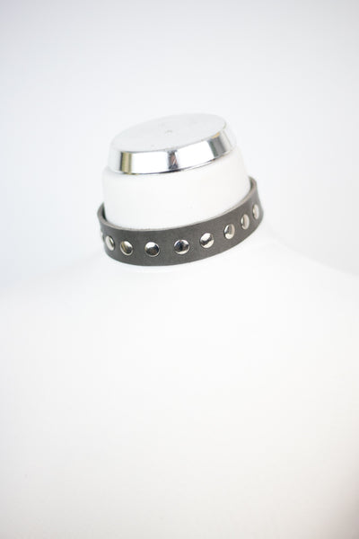 Studded Choker Large