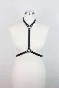 Classic Leather Body Harness