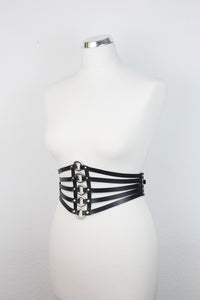 Ring Corset Belt