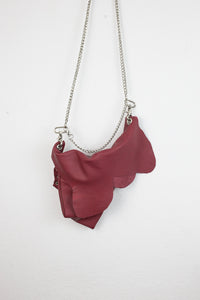 Red Pocket Bag