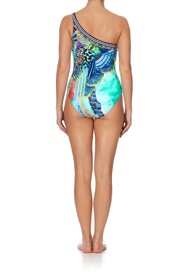 REEFWARR One Shoulder One Piece