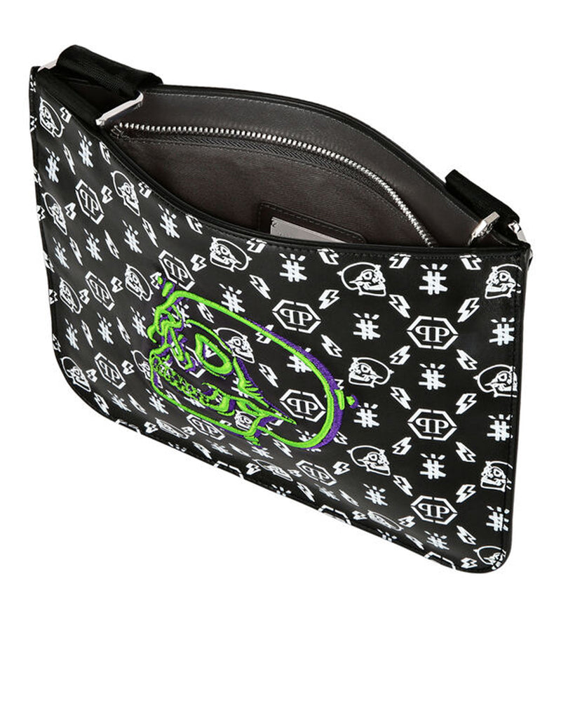 CROSS BODY MONOGRAM