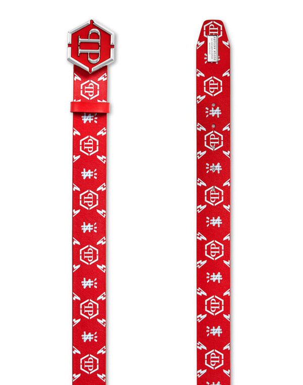 BELT HEXAGON PP MONOGRAM