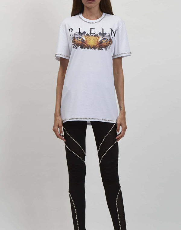 T-shirt Round Neck SS Tiger