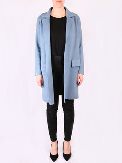 Lili&Lala Long Jacket Blue