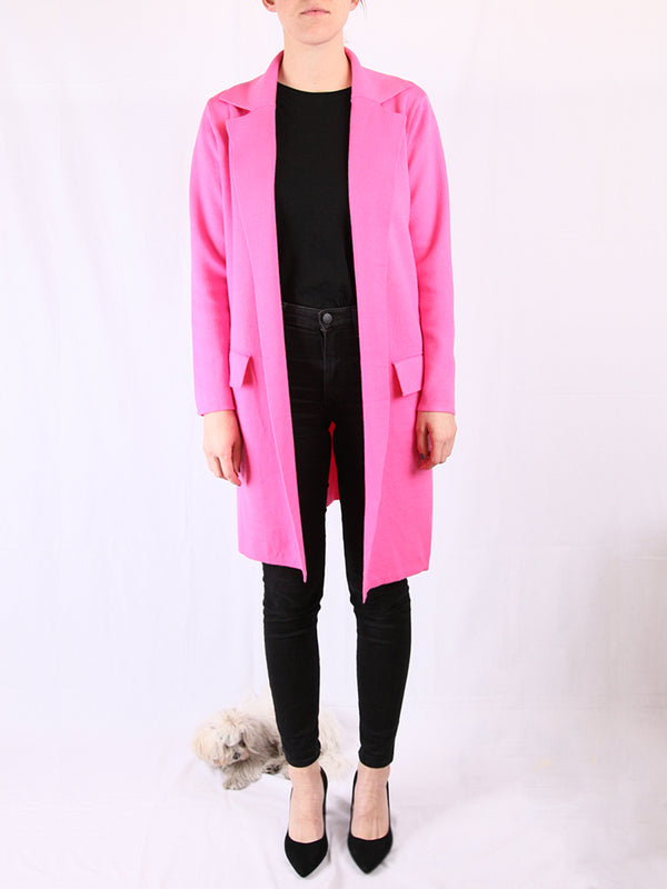 Lili&Lala Long Jacket Pink