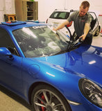Porsche 911, 996 & 997 WindshieldStack4 Layer Tear-Off - Pro-Tint, Inc.