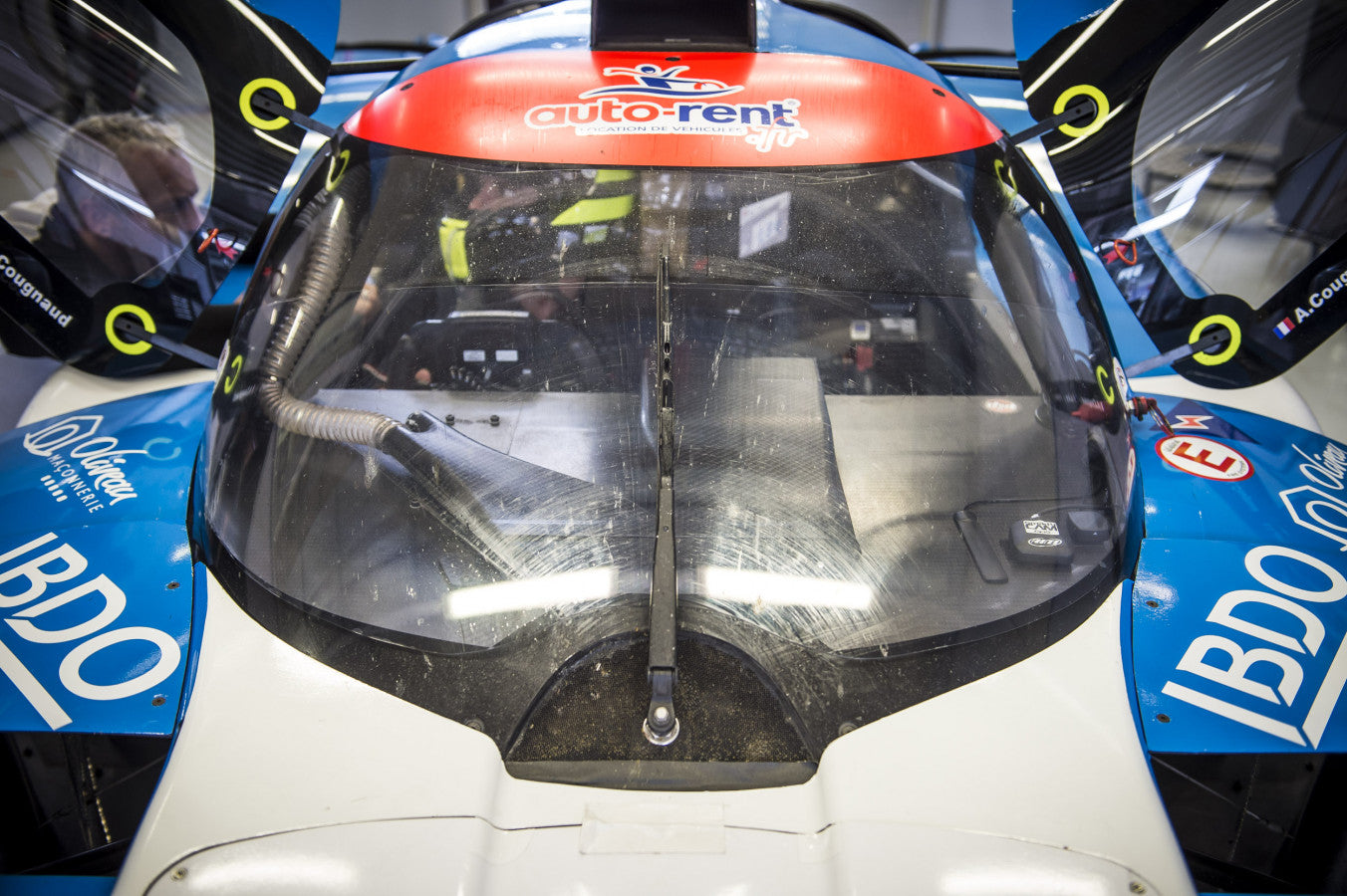 LMP3 Windshield Stack (2) Layer Tear-Off - Pro-Tint, Inc.