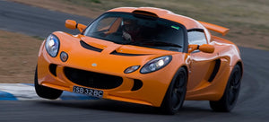 Lotus Elise and Exige Racing Windshield Tear-Offs