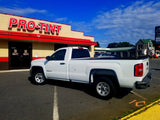 Pinnacle Auto Tint Packages