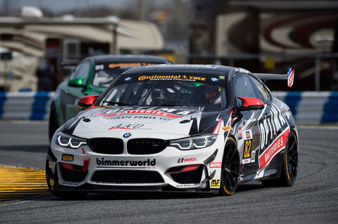 BMW M4 GT4 Multi-Layer Windshield Tear-Offs