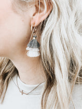 The Palmer Tassel Earrings