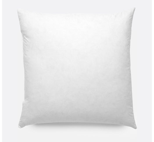Square Down Pillow Insert
