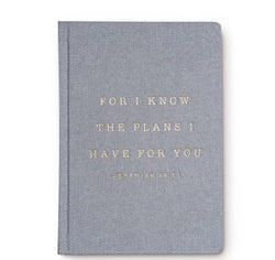 Prayer Journal For I know the Plans