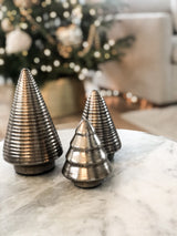 Gunmetal Tree Set