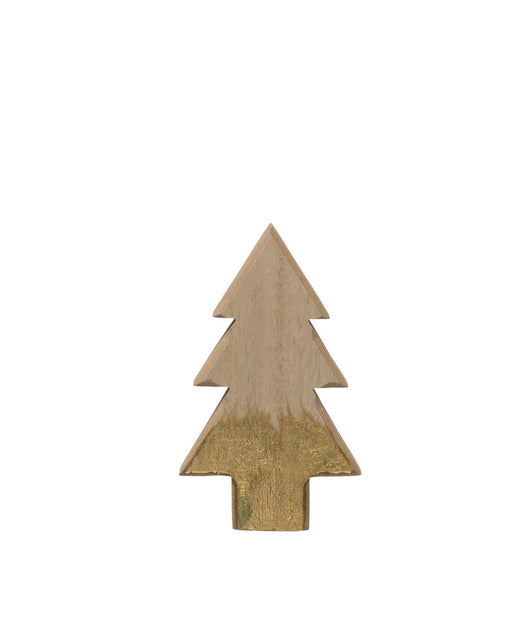 Brass Dip Tree Small