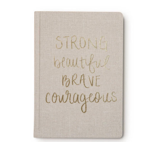 Prayer Journal Strong + Beautiful