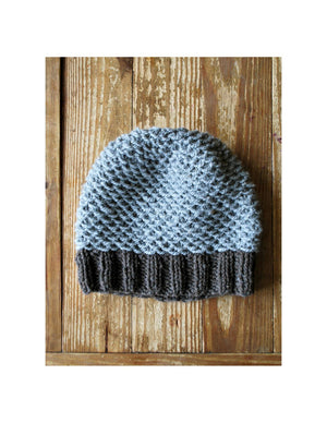 Lykens Hat Pattern flat