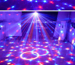 Led Disco Crystal Ball With Free Usb