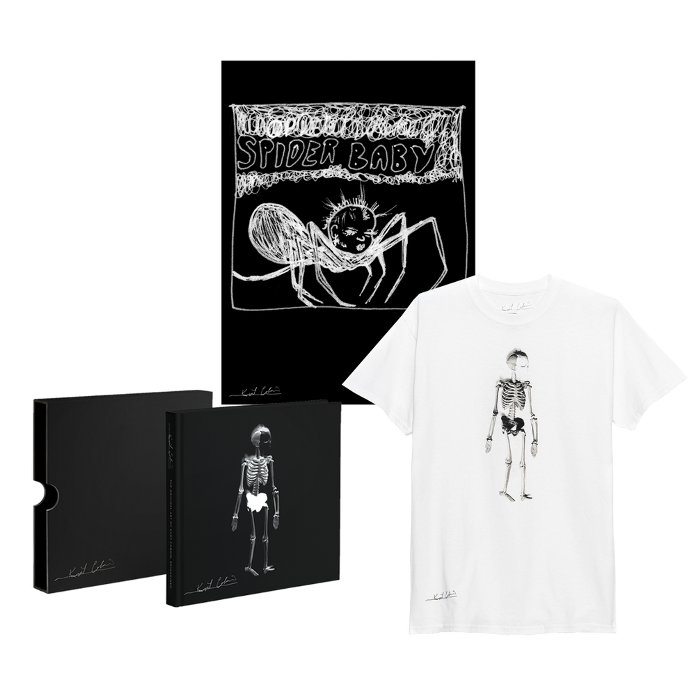 Skeleton Bundle-Kurt Cobain