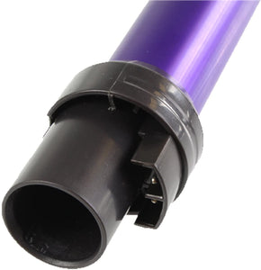 Dyson Genuine V6 Stick Vacuum Cleaner Extension Wand Rod - Purple
