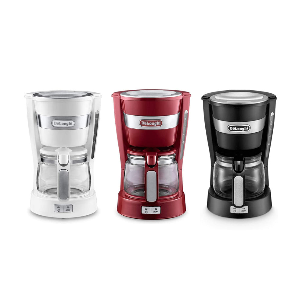 De'Longhi Active Line Drip Filter Coffee Machine ICM14011(3 colours)