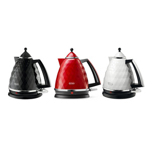 De'Longhi Brilliante Kettle KBJ3001(3 colours)