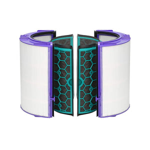 Dyson Pure Cool™ Purifier Fan Glass HEPA Filter & Inner Activated Carbon Filter for DP04 HP04 TP04