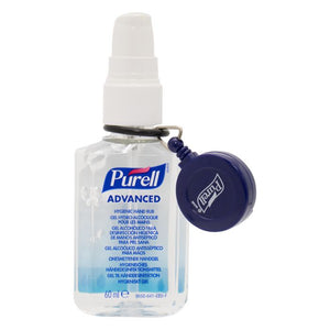 PURELL® Personal Gear Retractable Clip Blue X 2