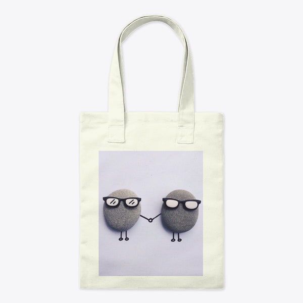 Foam With Sunglasses Tote Bag