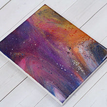 Load image into Gallery viewer, Purple and Orange Galaxy