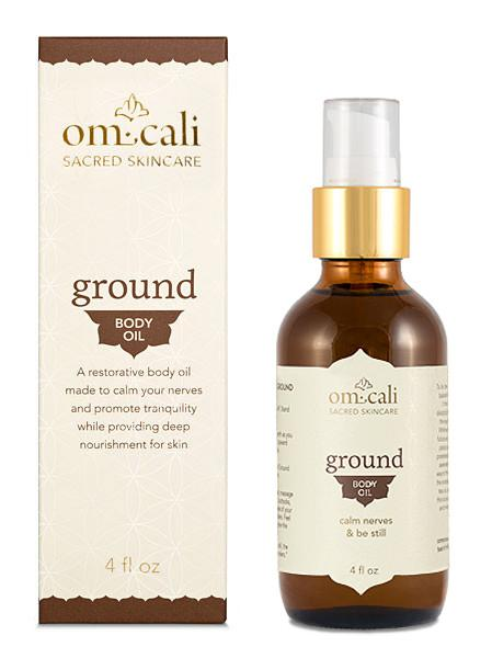 Om Cali Ground Body Oil