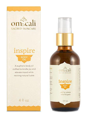 Om Cali Inspire Body Oil