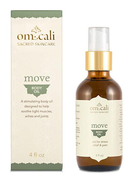Om Cali Move Body Oil
