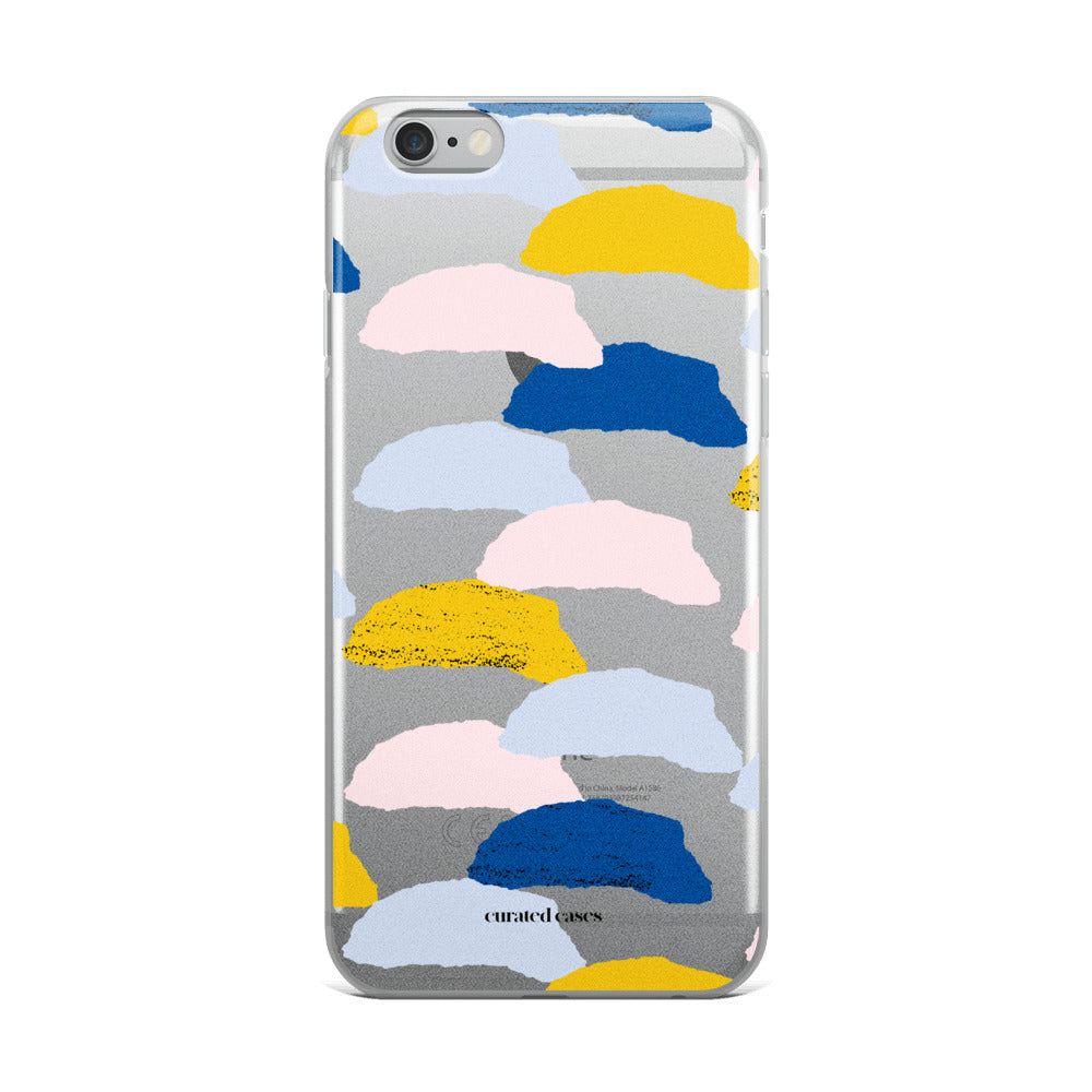 Golden Clouds iPhone Case | Flexible Phone Cover