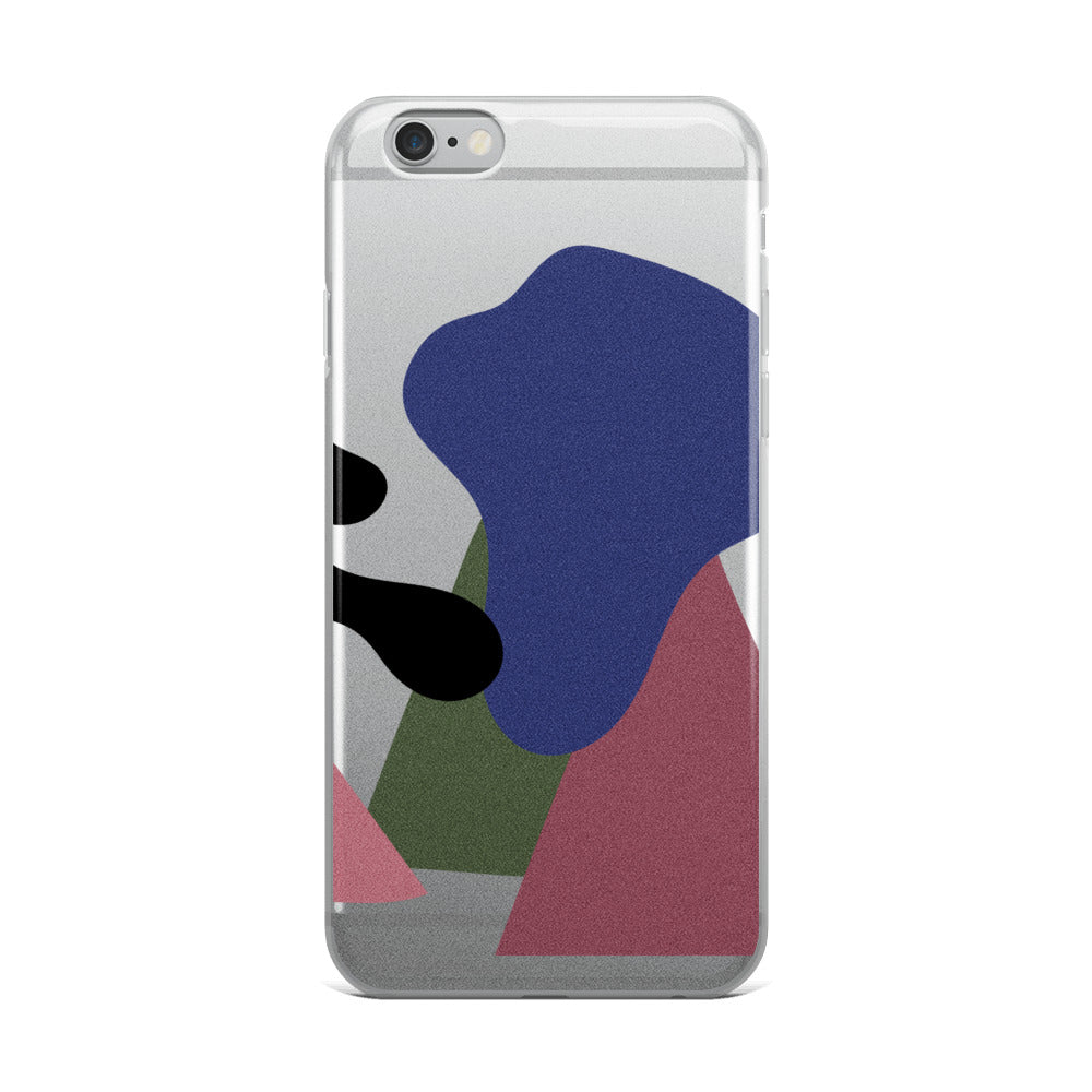Squiggles iPhone Case | Flexible Phone Cover