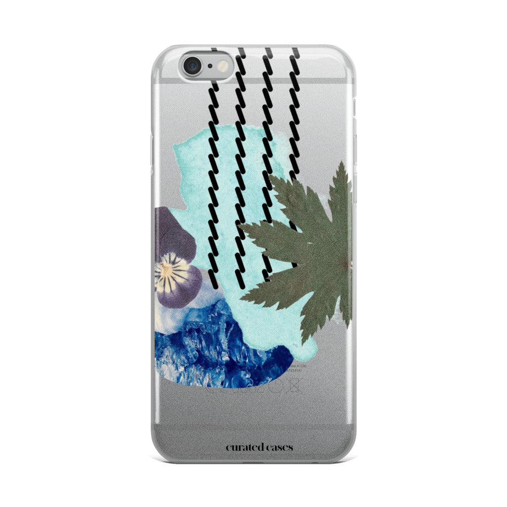 Lifted Contemporary iPhone Case | Flexible Phone Cover