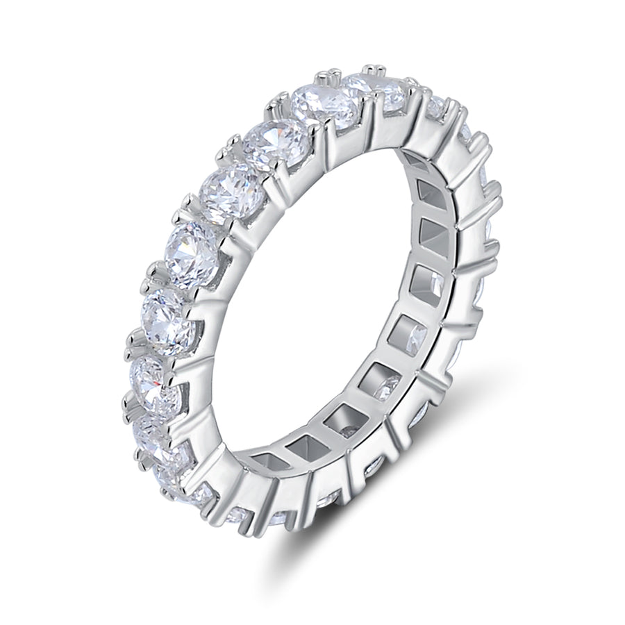 Nivalis Eternity Ring
