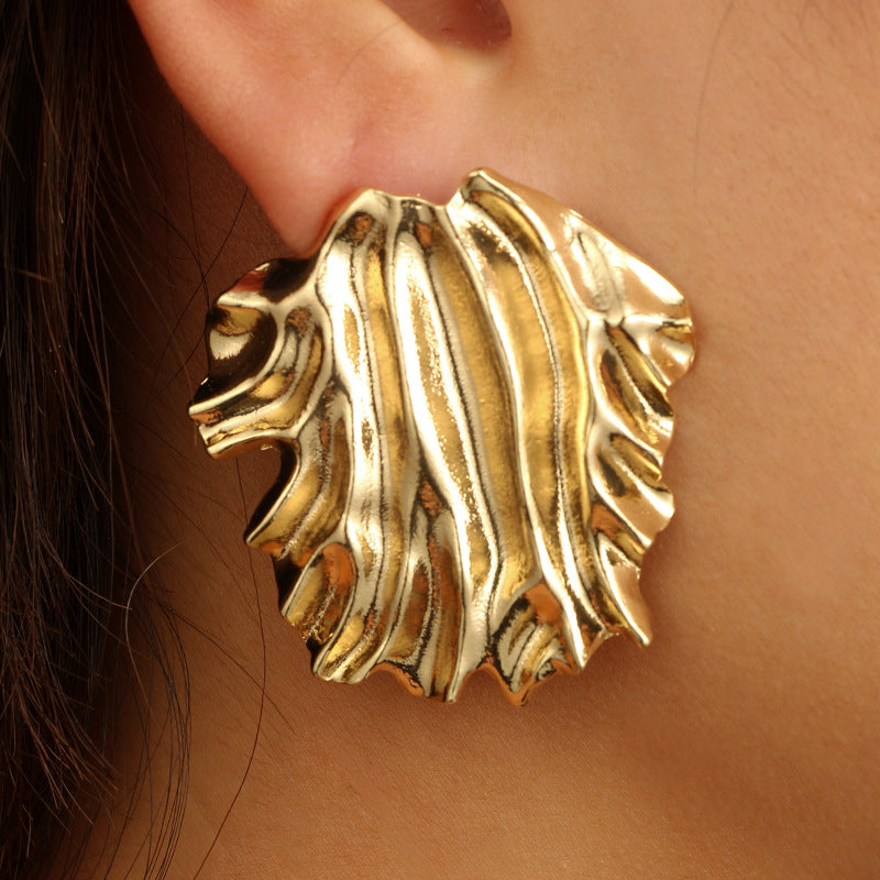 Irregular Statement Earrings