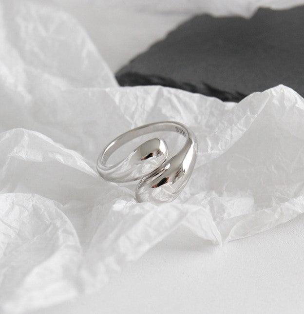 Sterling Silver Rêve Ring