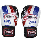 Guantes Twins Special Flag Of Thailand Muay Thai - Boxeo - 100% Cuero - MMA Store Peru