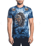 Polo Affliction Night Chief -100% Algodón - MMA Store Peru