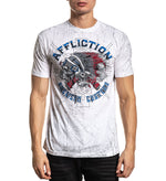 Polo Affliction AC WYOMING -100% Algodón - MMA Store Peru