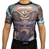 Rashguard Pride Samurai X Cobra - Art  Collection - 100% Poliester