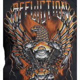 POLO AFFLICTION IRON EAGLE - MMA Store Peru